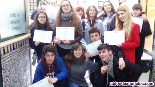 Clases particulares de inglés y lengua española a todos
