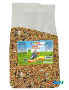 Cliffi New Superior Mix Cotorra 1 Kg Con Galleta 1 Kg