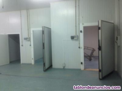 Cámaras,panel,salas,secaderos,túnel,etc..liquidaciones de