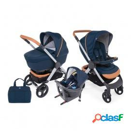 Coche de paseo trío Chicco StyleGo Up i-Size 2020