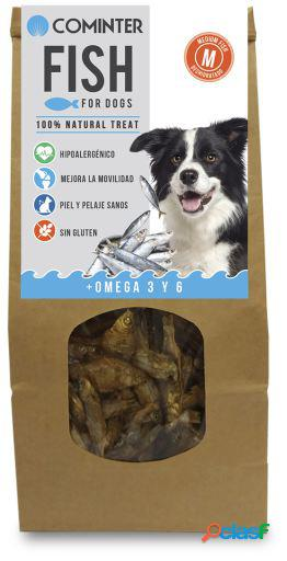 Cominter Snack para Perros Fish For Dogs Medium Fish 150 GR