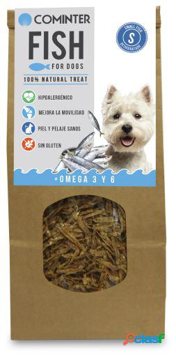 Cominter Snack para Perros Fish For Dogs Small Fish 150 GR