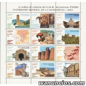 Compro sellos de España al peso - Cádiz