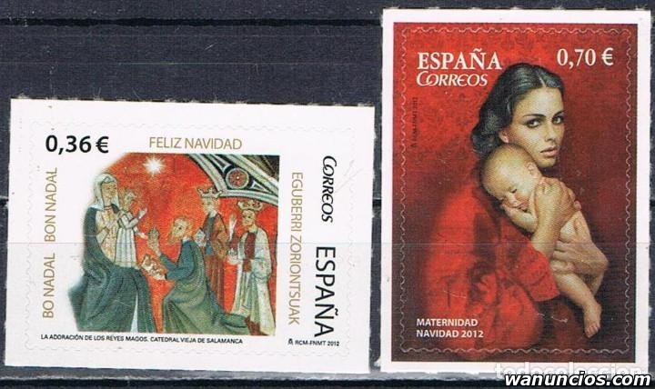 Compro sellos de España por kilos - Cádiz