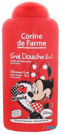 Corine De Farme Gel Ducha 2 en 1 250 ml Minnie-Sofia