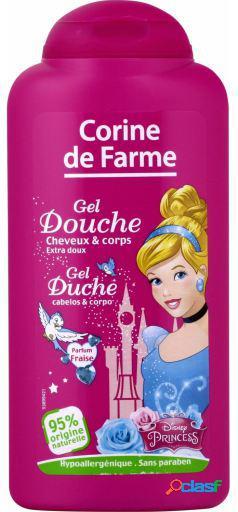 Corine De Farme Gel Ducha 2 en 1 250 ml Princesas