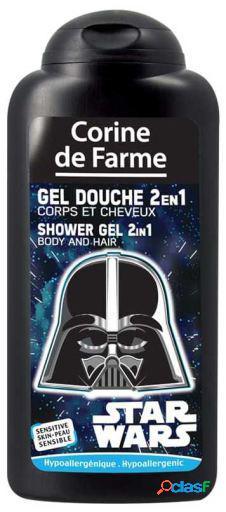 Corine De Farme Gel Ducha 2 en 1 250 ml Star Wars