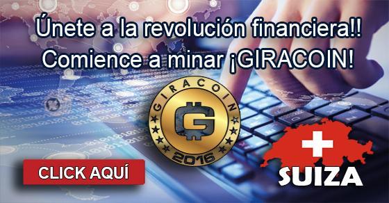 Criptomoneda Giracoin el Futuro del Dinero - Valladolid