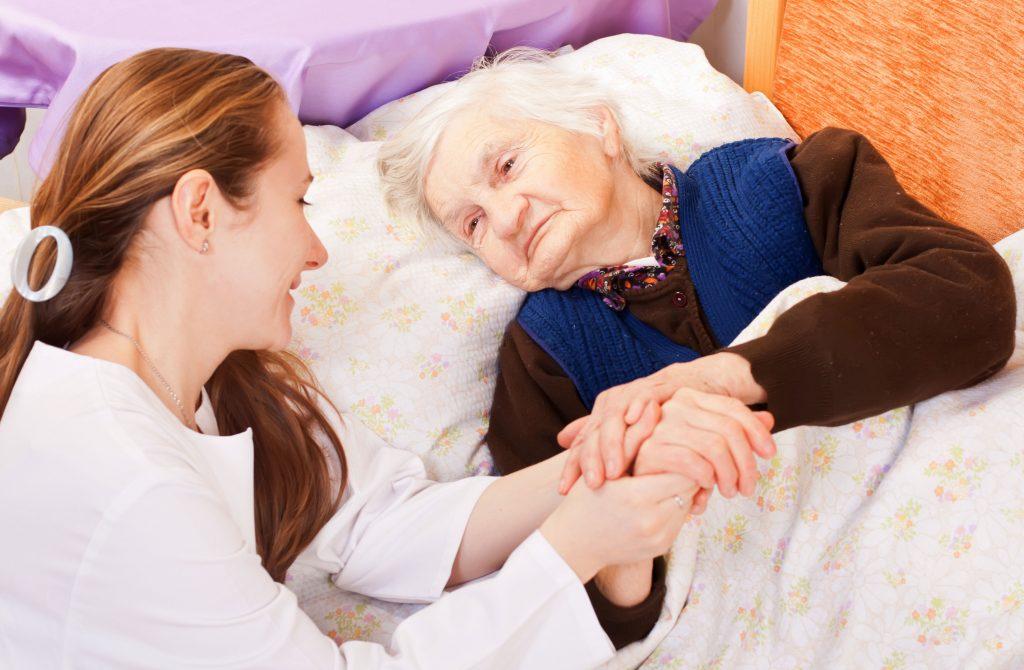 Cuidado de personas mayores en horario diurno - Las Palmas