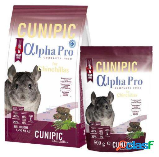 Cunipic Alpha Pro Chinchilla 500 GR