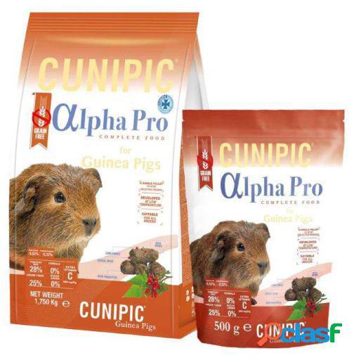 Cunipic Alpha Pro Cobaya 1.75 KG