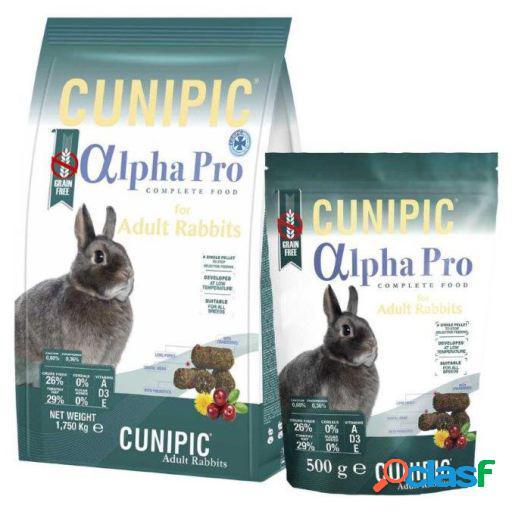 Cunipic Alpha Pro Conejo Adulto 500 GR