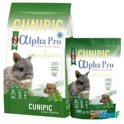 Cunipic Alpha Pro Conejo Junior 500 GR