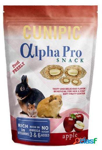 Cunipic Alpha Pro Snack Manzana 50 GR
