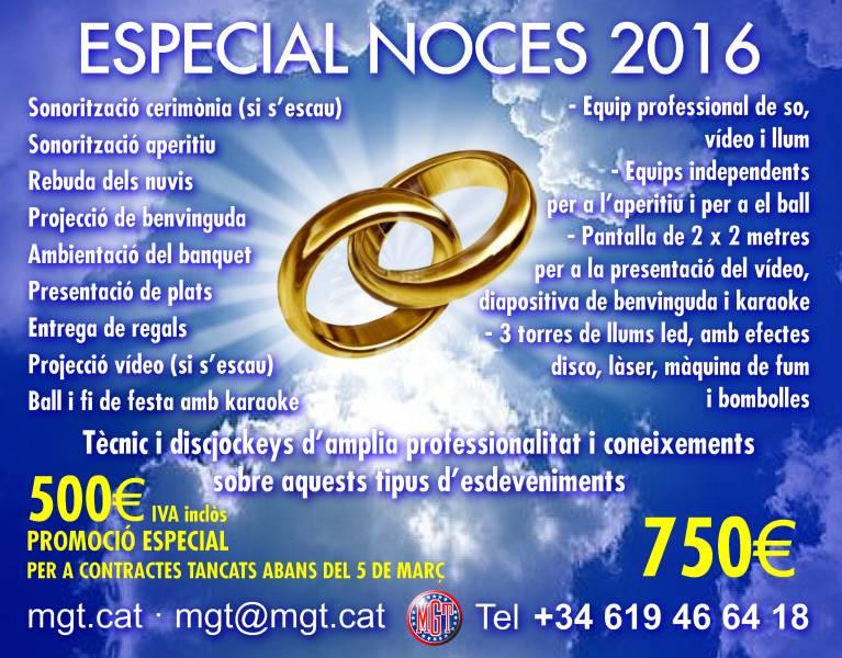 Dj discoteca movil karaoke para bodas y eventos - Barcelona