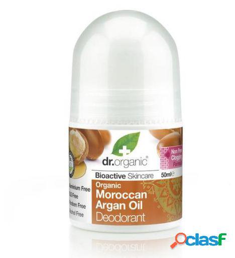 Dr. Organic Desodorante de Aceite de Argán Marroquí 50 ml
