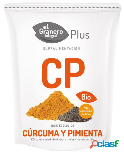 El Granero Integral Curcuma y pimienta 200 gramos