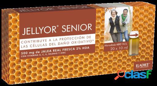 Eladiet Jellyor Senior para mayores de 45 años 20 viales