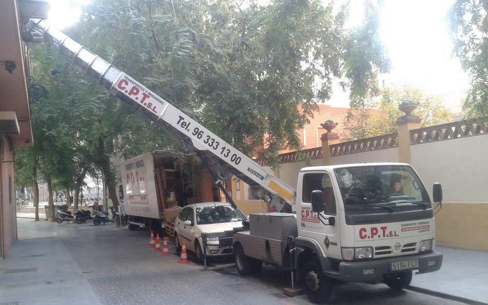 Empresa de mudanzas en valencia; baratas - Valencia