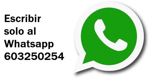 En examenes por whatsapp, somos tu solucion! - Badajoz