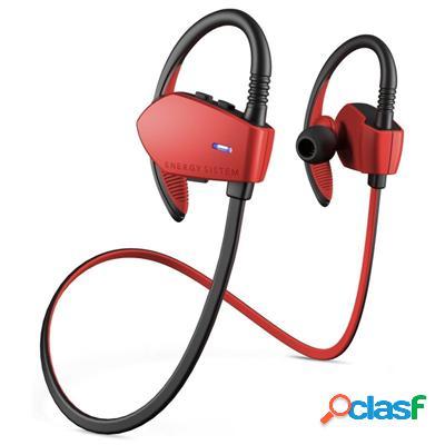 Energy Sistem Auriculares Sport 1 Bluetooth Red, original de
