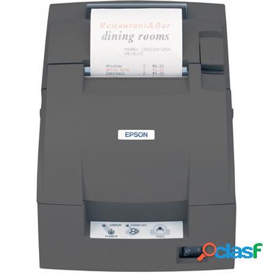 Epson Impresora Tickets Tm-U220Bu Negra, original de la