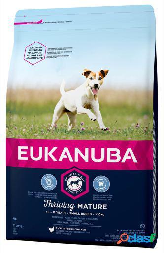 Eukanuba Pienso Mature & Senior Pollo Razas Pequeñas 3 Kg