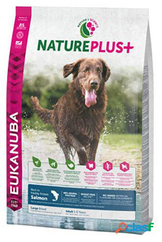 Eukanuba Pienso para Perros Adultos Grandes NaturePlus+