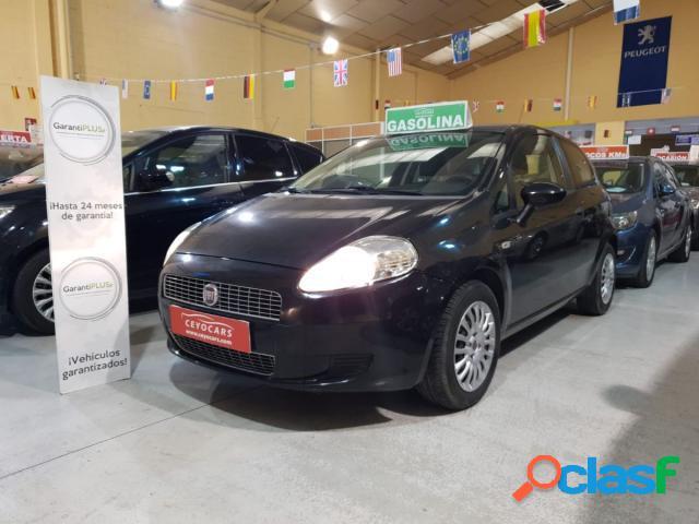 FIAT Grande Punto gasolina en Arganda del Rey (Madrid)