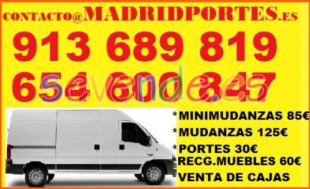 FLETES RETIRO 6X546OO847 MUDANZAS PRECIO REAL