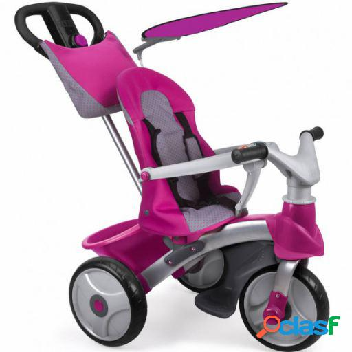 Feber Baby trike easy evolution pink