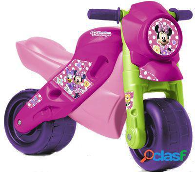 Feber Motofeber 2 de minnie mouse con claxon para niñas de