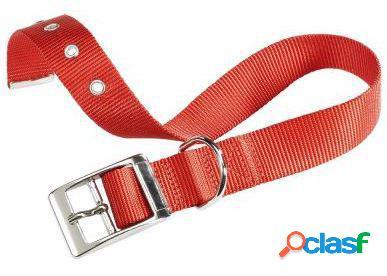 Ferplast Collar Nylon Club CF20/43 Rojo