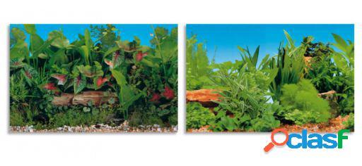 Ferplast Fondo Acuario Blu9049 100x50 cm