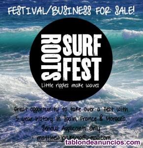 Festival / negocio en venta