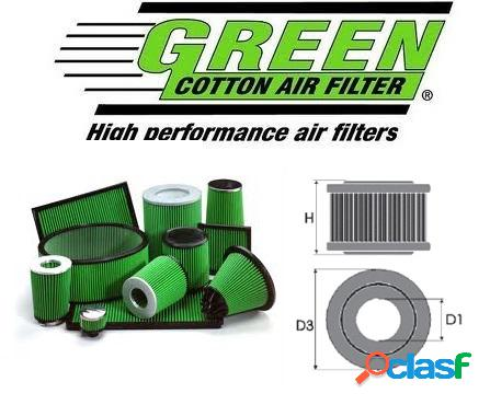 Filtro deportivo aire tipo original ISUZU CAMPO 2,2L (TAF