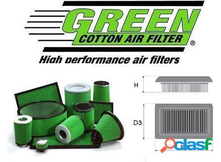 Filtro deportivo aire tipo original MAZDA 2 1,4L i 16V Año