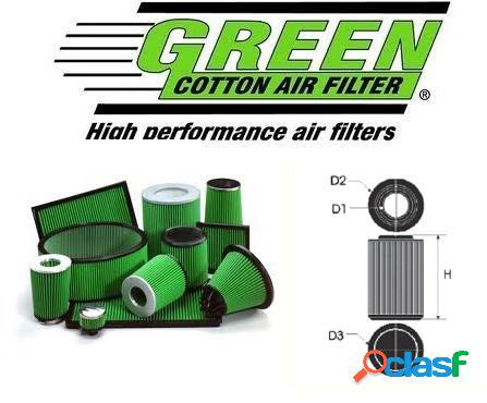 Filtro deportivo aire tipo original OPEL CAMPO 3,1L TDS Año