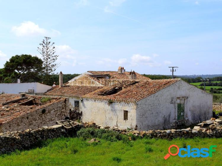 Finca rústica en Menorca de 78 hectáreas.