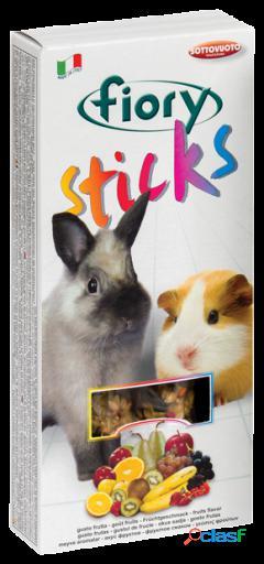 Fiory Barritas Premium para Conejos y Cobayas 100 gr