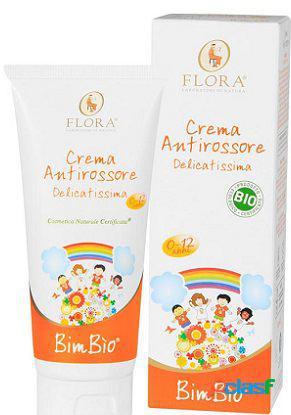 Flora Crema de pañal para bebés anti irritación 100 ml