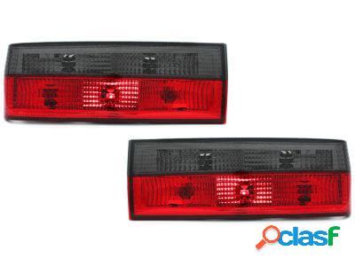 Focos Faros traseros BMW E30 83-08.87 rojo/ahumado