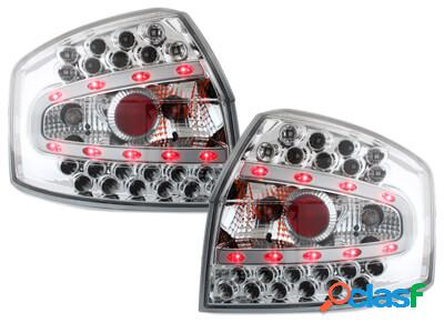 Focos Faros traseros LED Audi A4 8E Lim. 01-04 cristal