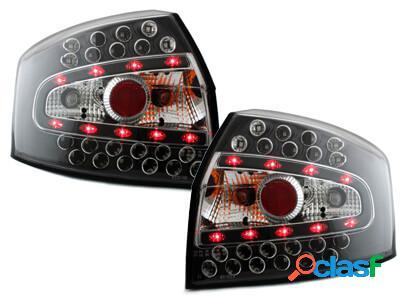 Focos Faros traseros LED Audi A4 8E Lim. 01-04 negro