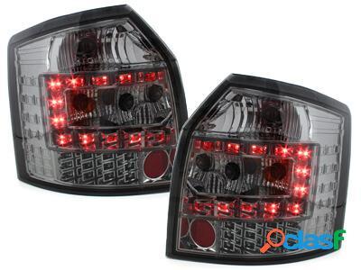 Focos Faros traseros LED Audi A4 B6 8E Avant 01-04 ahumado