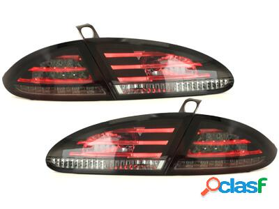 Focos Faros traseros LED Seat Leon 05-09 1P negro/ahumado
