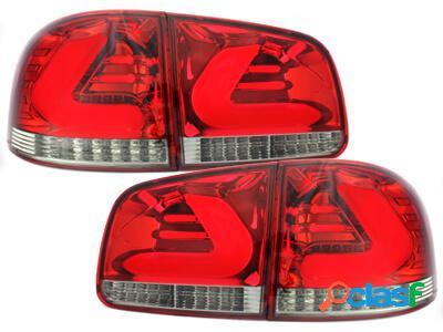 Focos Faros traseros carDNA VW Touareg LIGHTBAR
