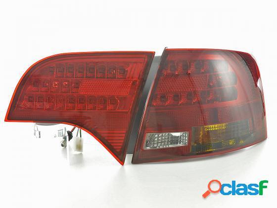 Focos de LEDs traseras para Audi A4 B7 (8E) Avant A