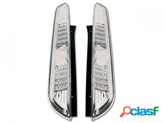 Focos de LEDs traseras para Ford Focus 2 (C307) 5 puertas A