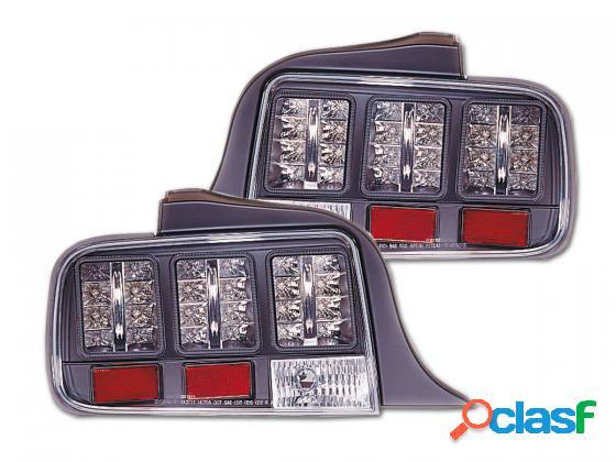 Focos de LEDs traseras para Ford Mustang (S197) A